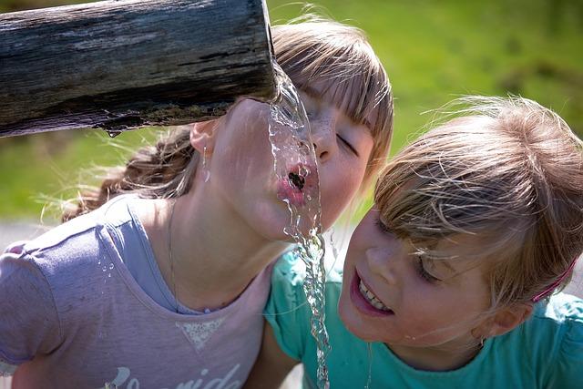 TAKING WATER