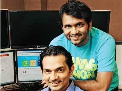 Divyank and Bhavin
