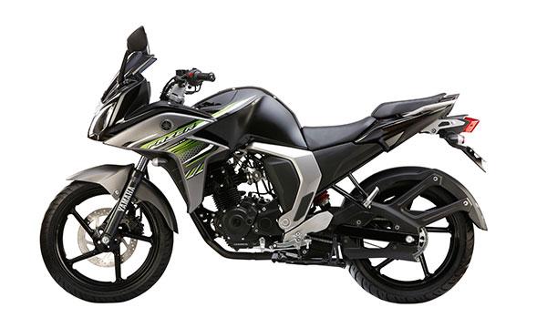 Yamaha Fazer FI Version 2