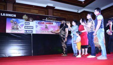 MSG Lion Heart Music Launch