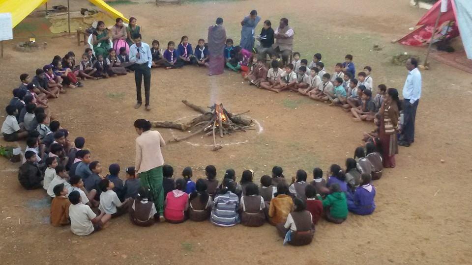 Sudhir the innovative principal