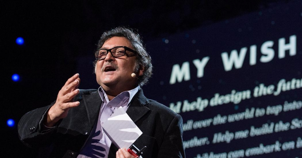 sugata mitra at ted