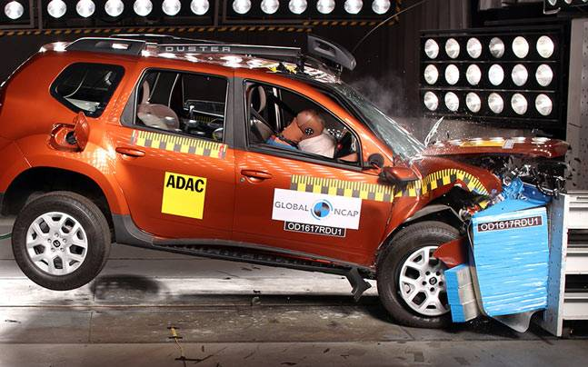renault global ncap test