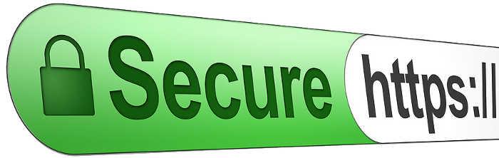 https:// SSL Certificate