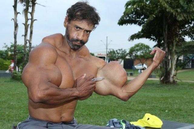 Brazil body builder