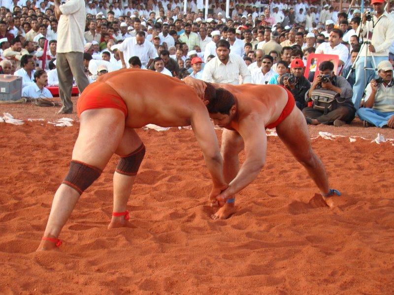 Pehelwani ind