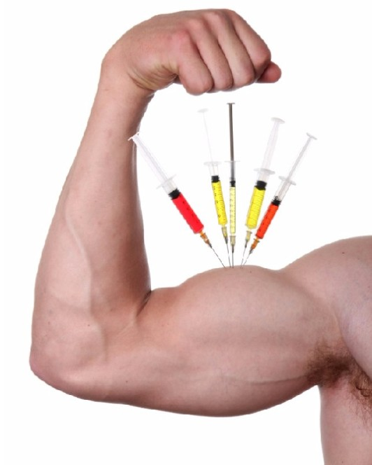 drug injections in body