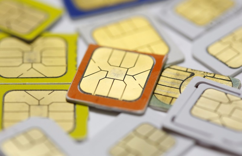 fraudulent sim cards purchase