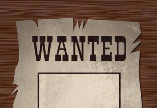 terrorist wanted