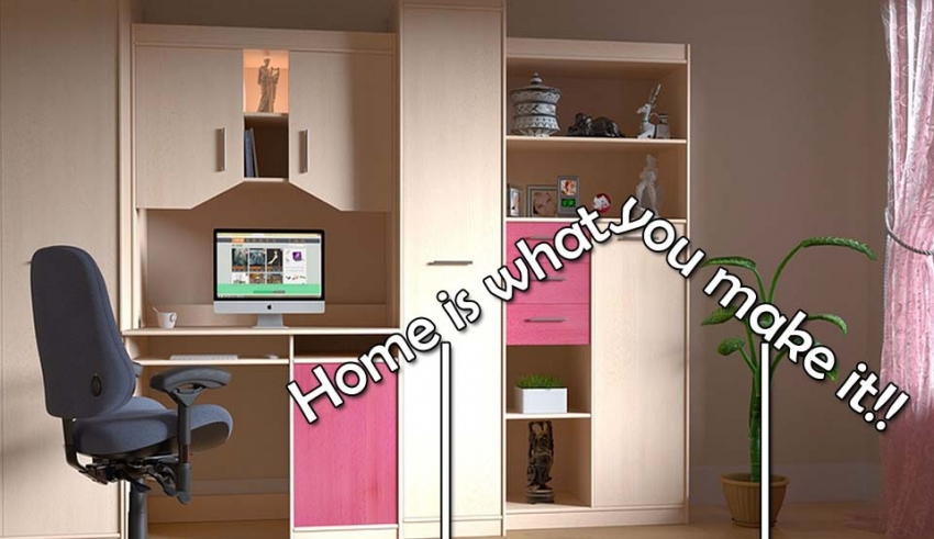 Buy new apartment, home insurance loan, home is what you make it quote, must have list for home