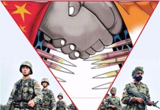 China India Doklam Conflict or Dispute