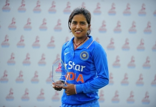 Player of the match, Ekta Bisht, player, woman cricketer