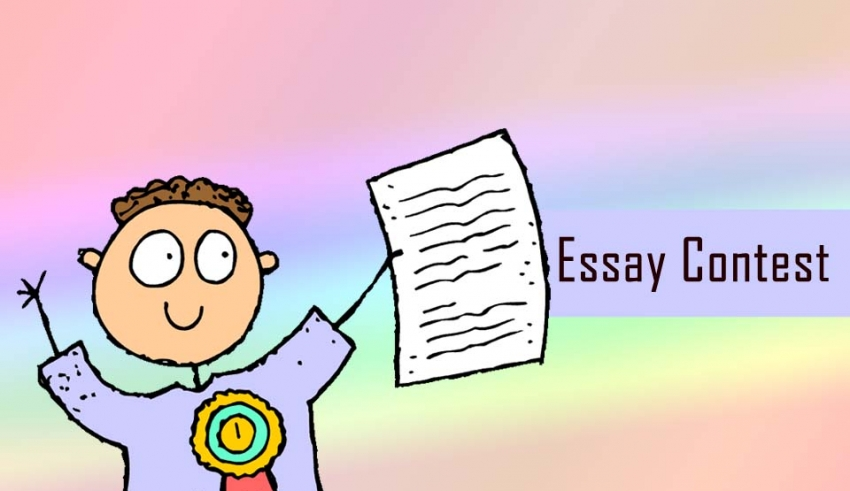 Essay writing competition 2017 india for college students