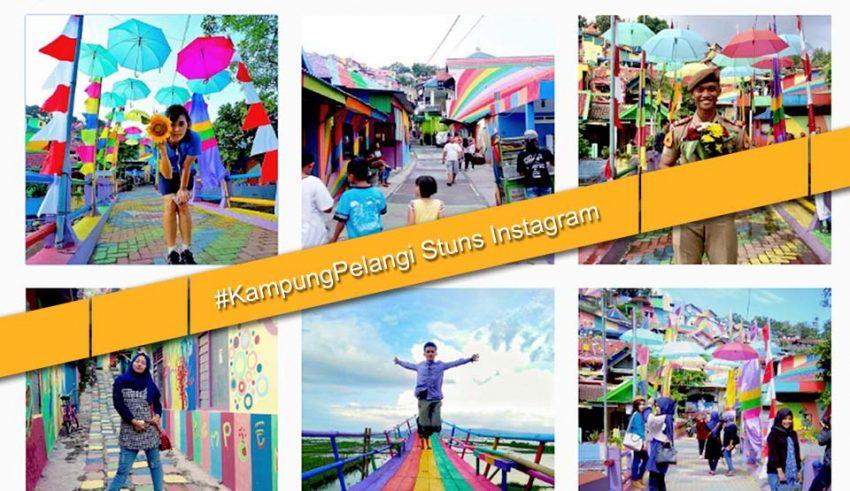 #KampungPelangi Rainbow Village