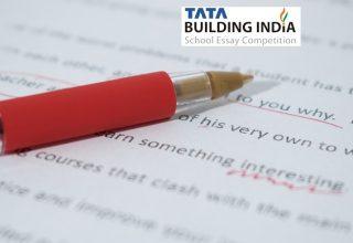 Tata Building India essay 2016-17
