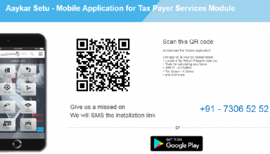 aaykar setu, mobile app, download app