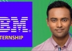 IBM Training India, Internship, Summer, India